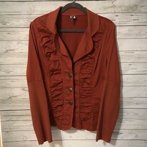 Good condition XCVI size xlg Jacket